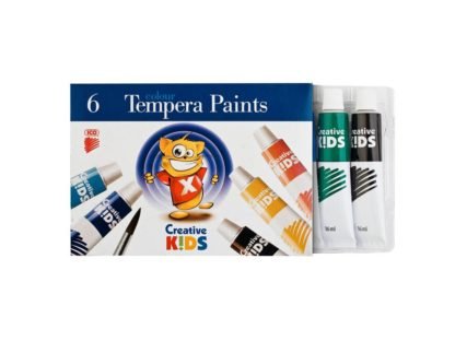 Tempera Creative Kids 6/set